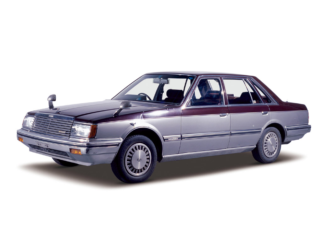 Nissan laurel photo - 8