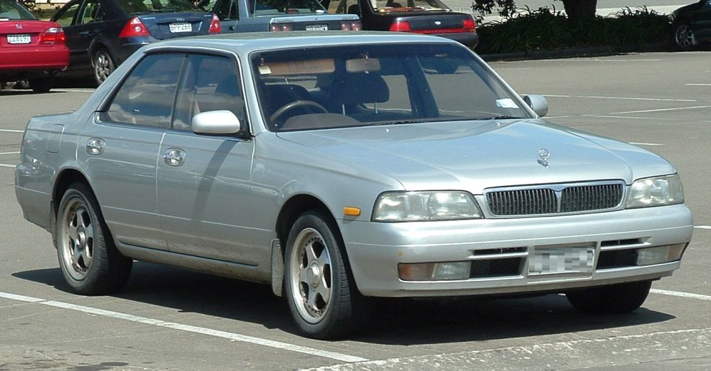 Nissan laurel photo - 9