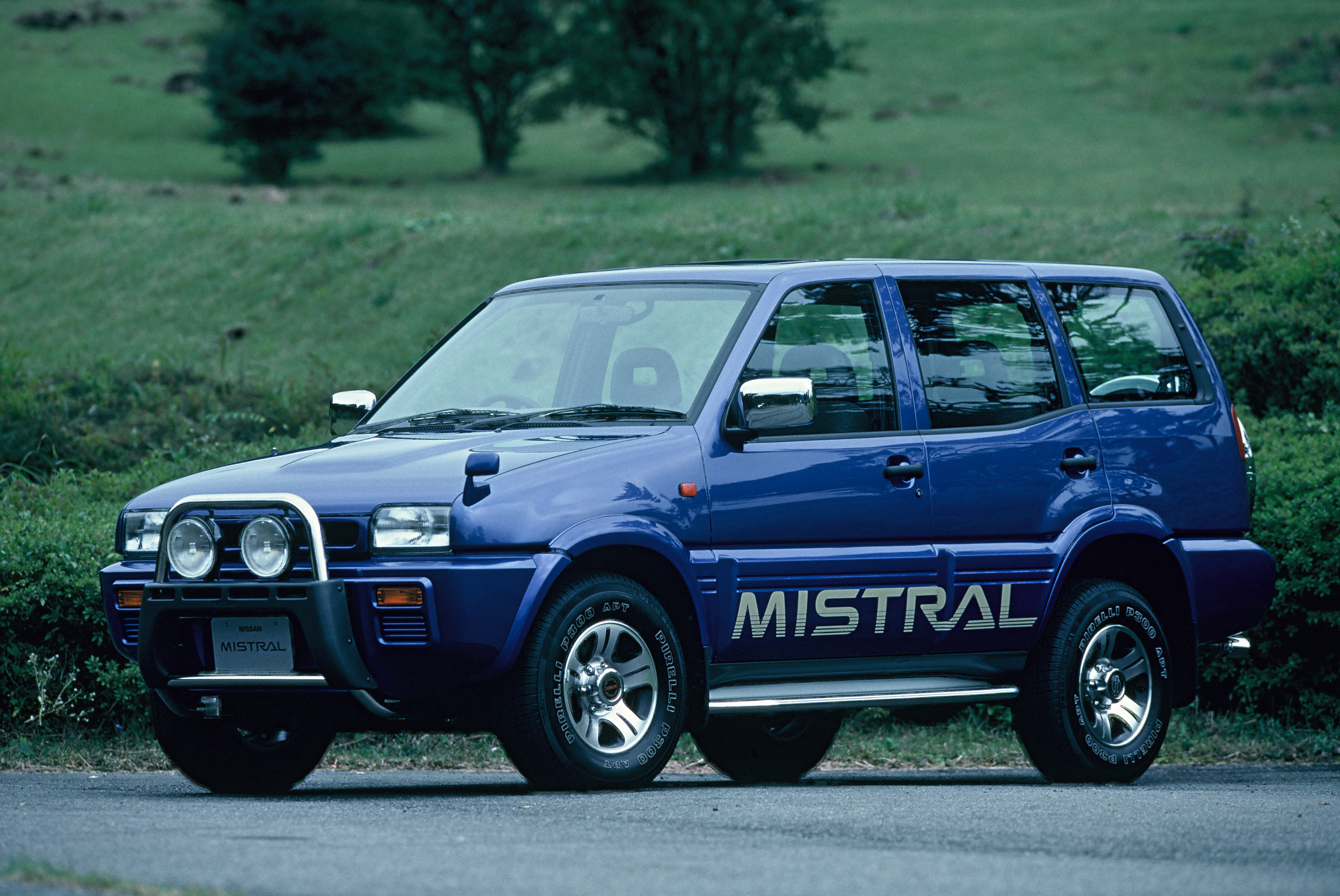 Nissan mistral photo - 7