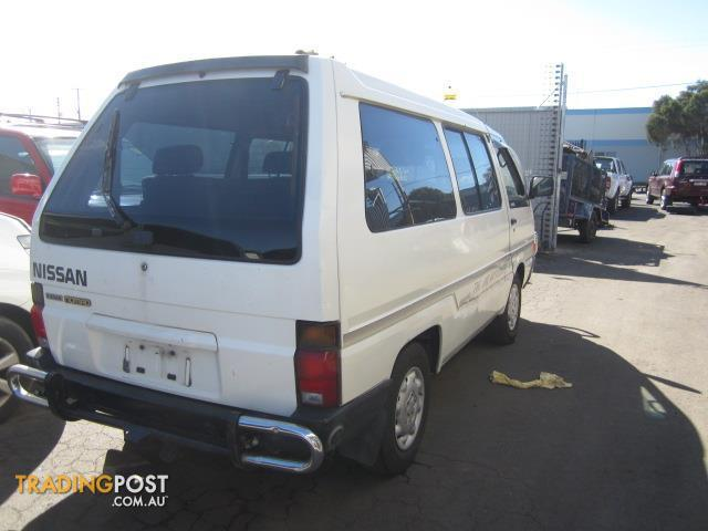 Nissan nomad photo - 5
