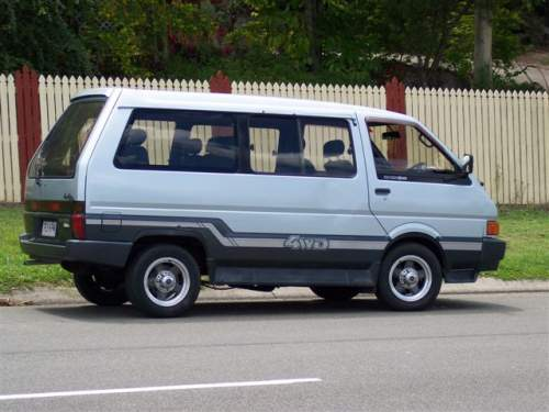 Nissan nomad photo - 9