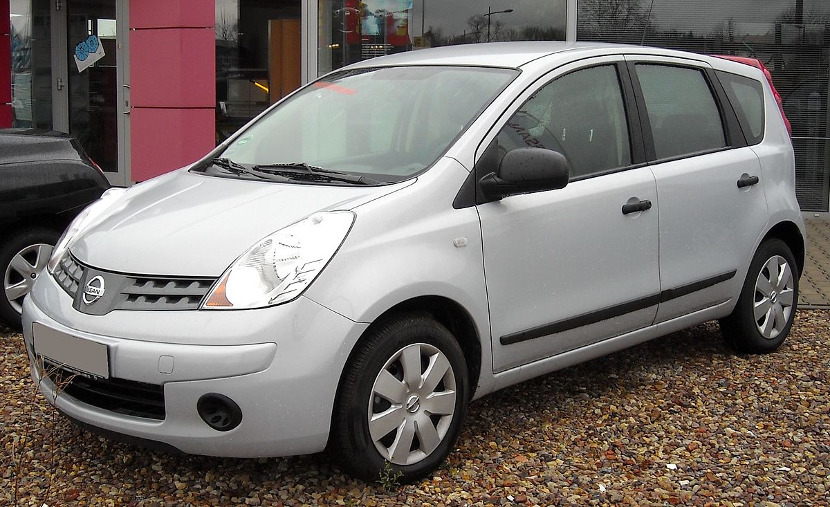 Nissan note photo - 1