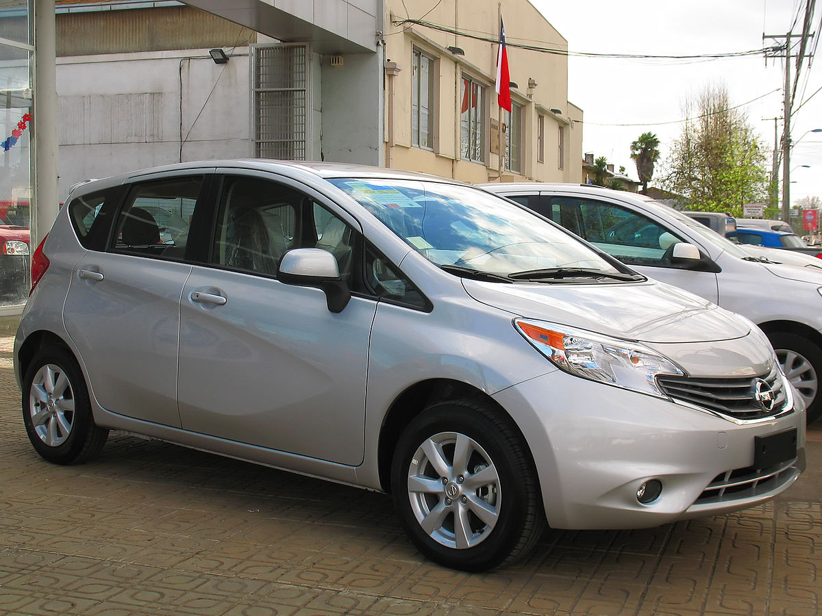 Nissan note photo - 3