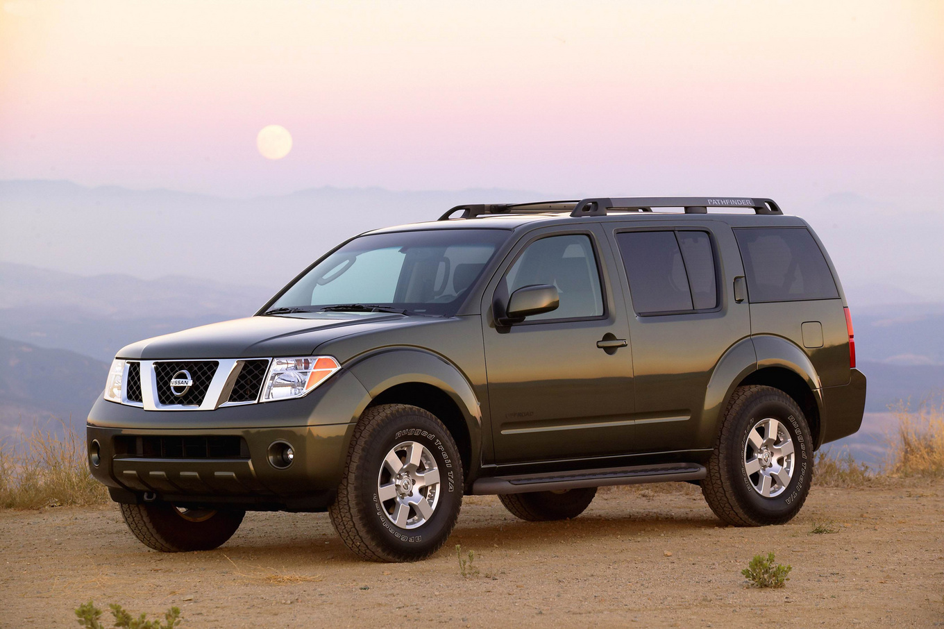 Nissan patfinder photo - 4