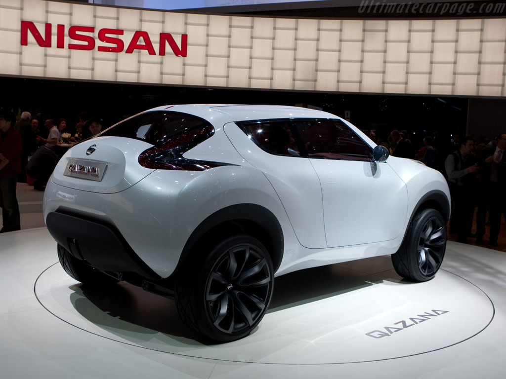 Nissan qazana photo - 3