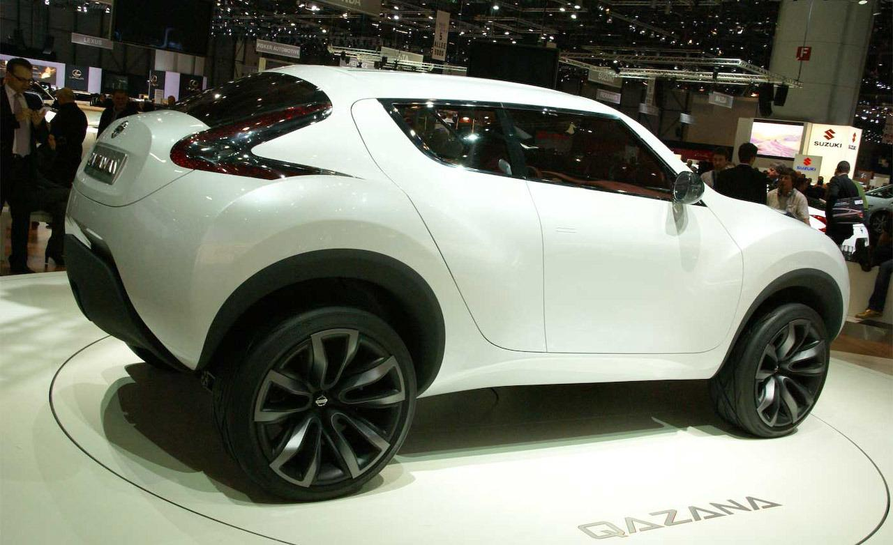 Nissan qazana photo - 8