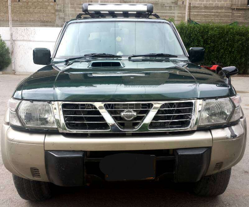 Nissan safari photo - 6