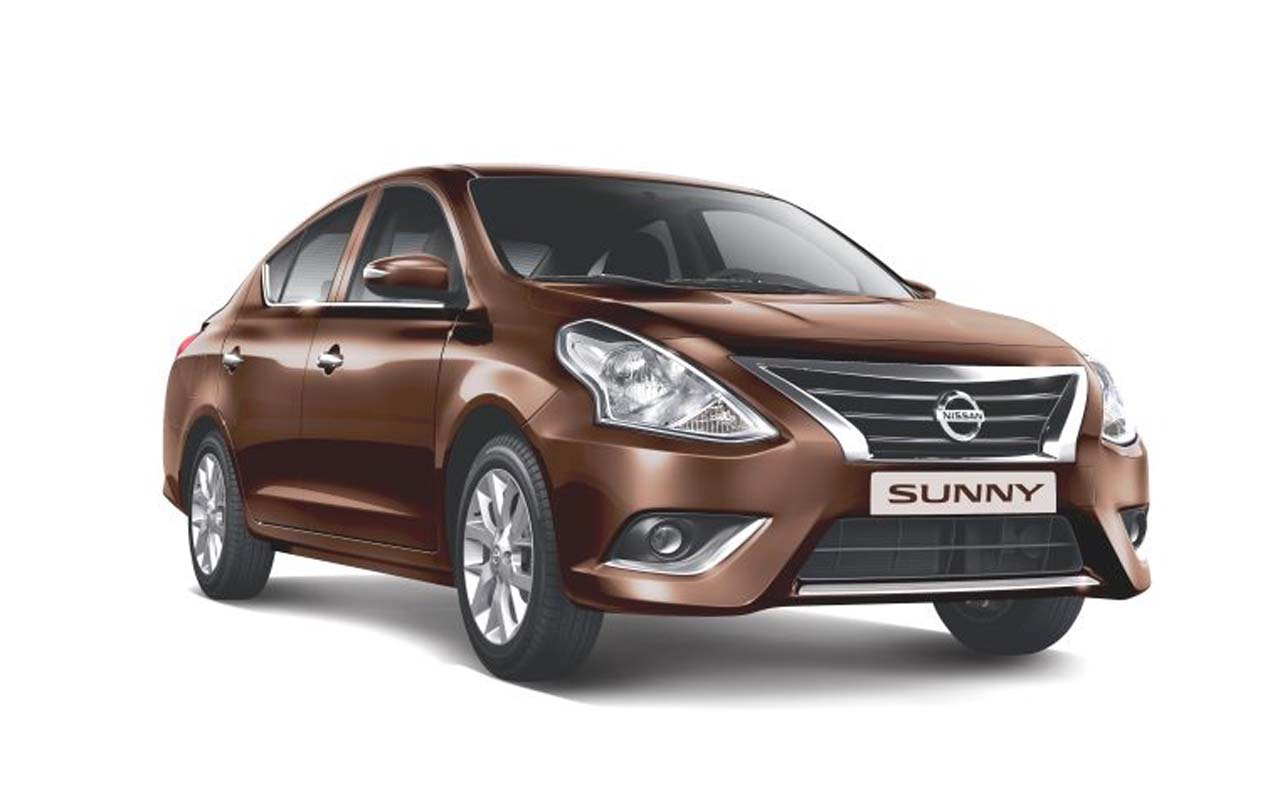 Nissan sunny photo - 5