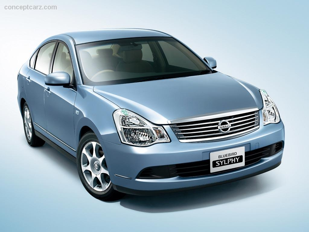 Nissan sylphy photo - 10