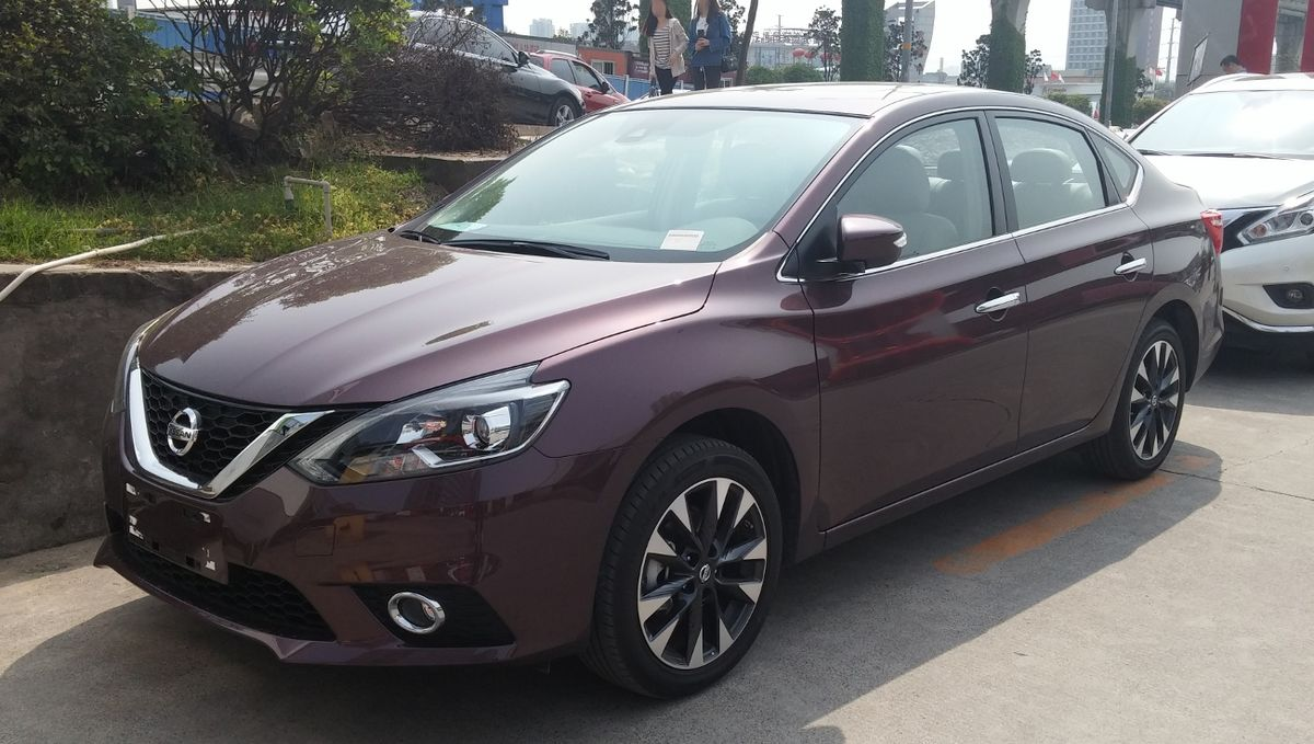 Nissan sylphy photo - 4
