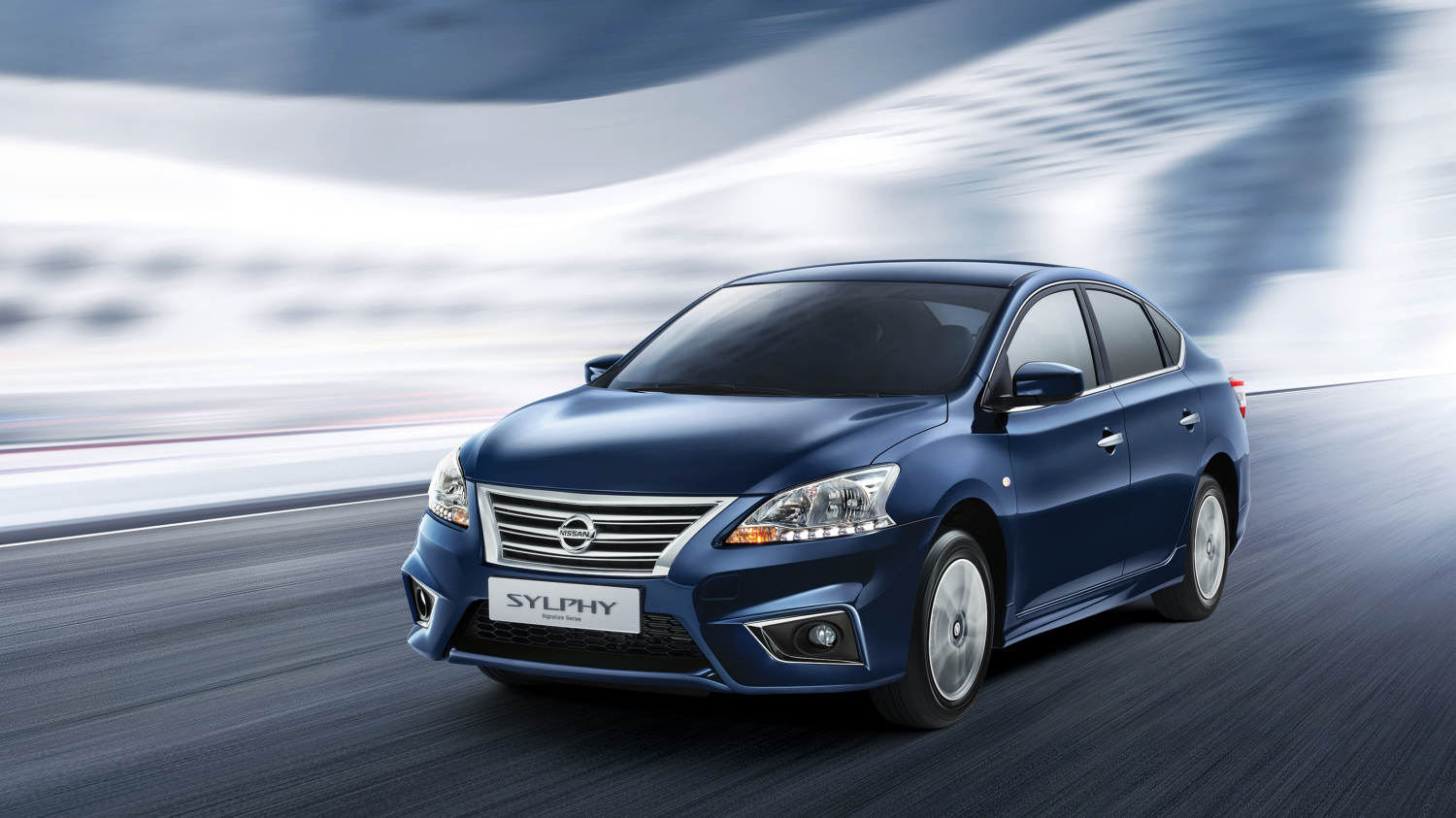 Nissan sylphy photo - 6