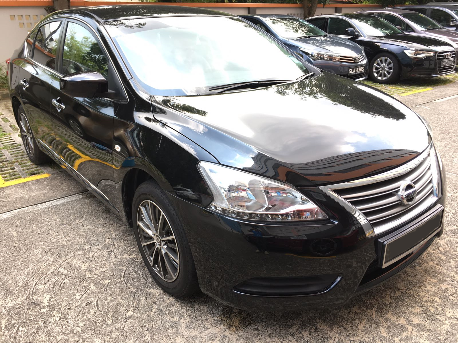 Nissan sylphy photo - 8