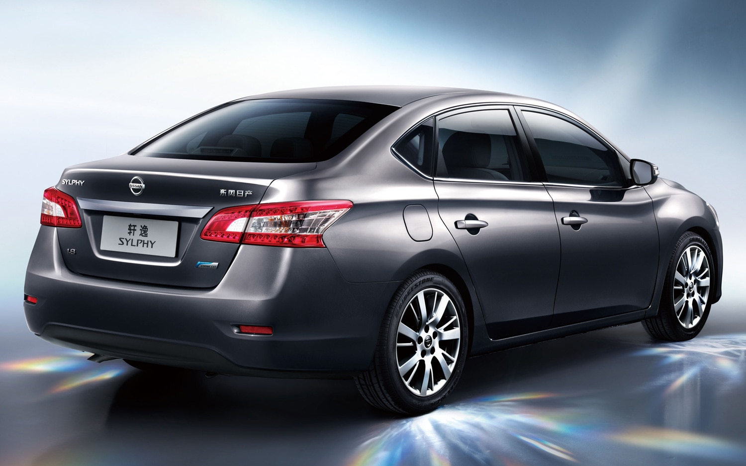 Nissan sylphy photo - 9