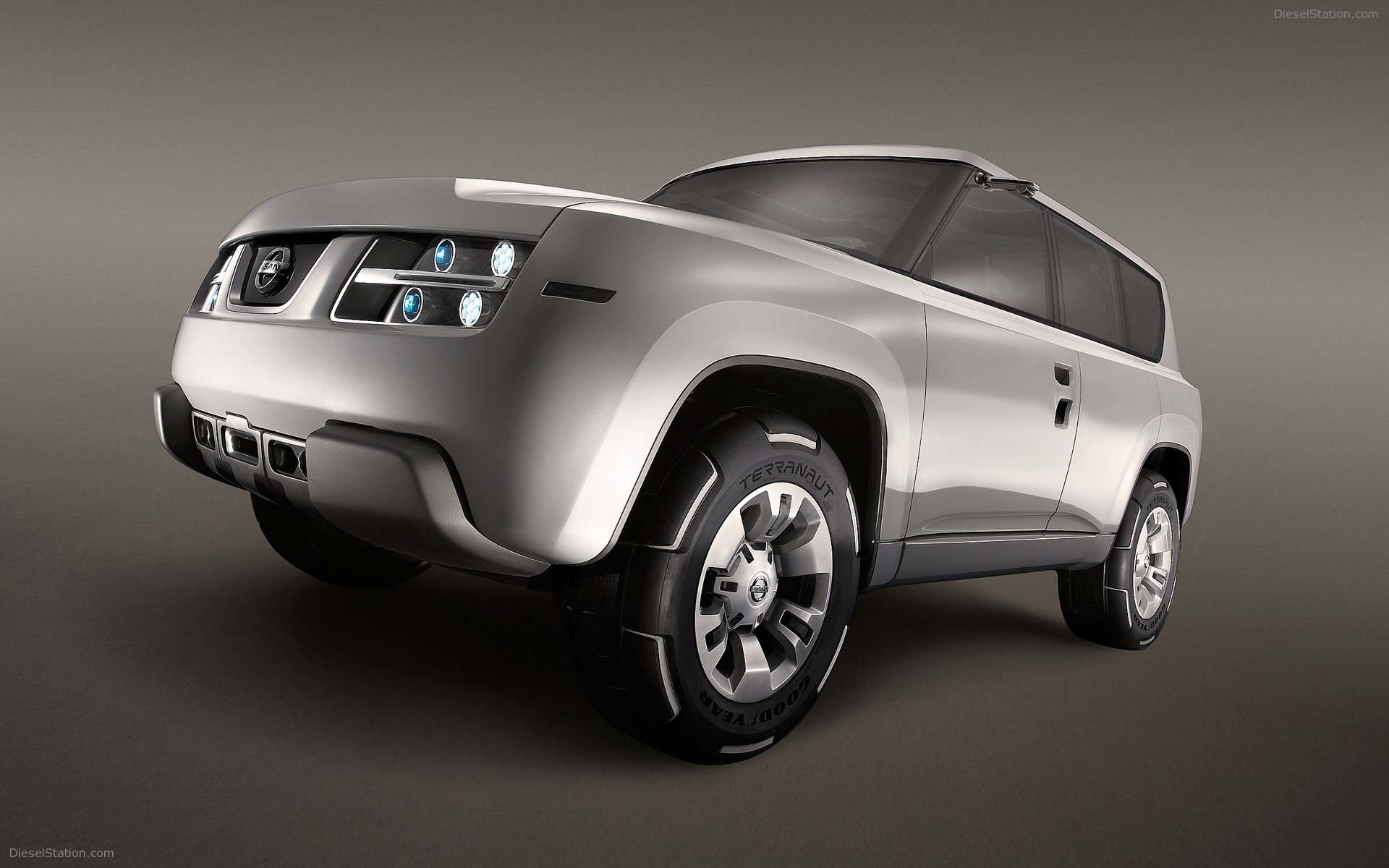 Nissan terranaut photo - 7