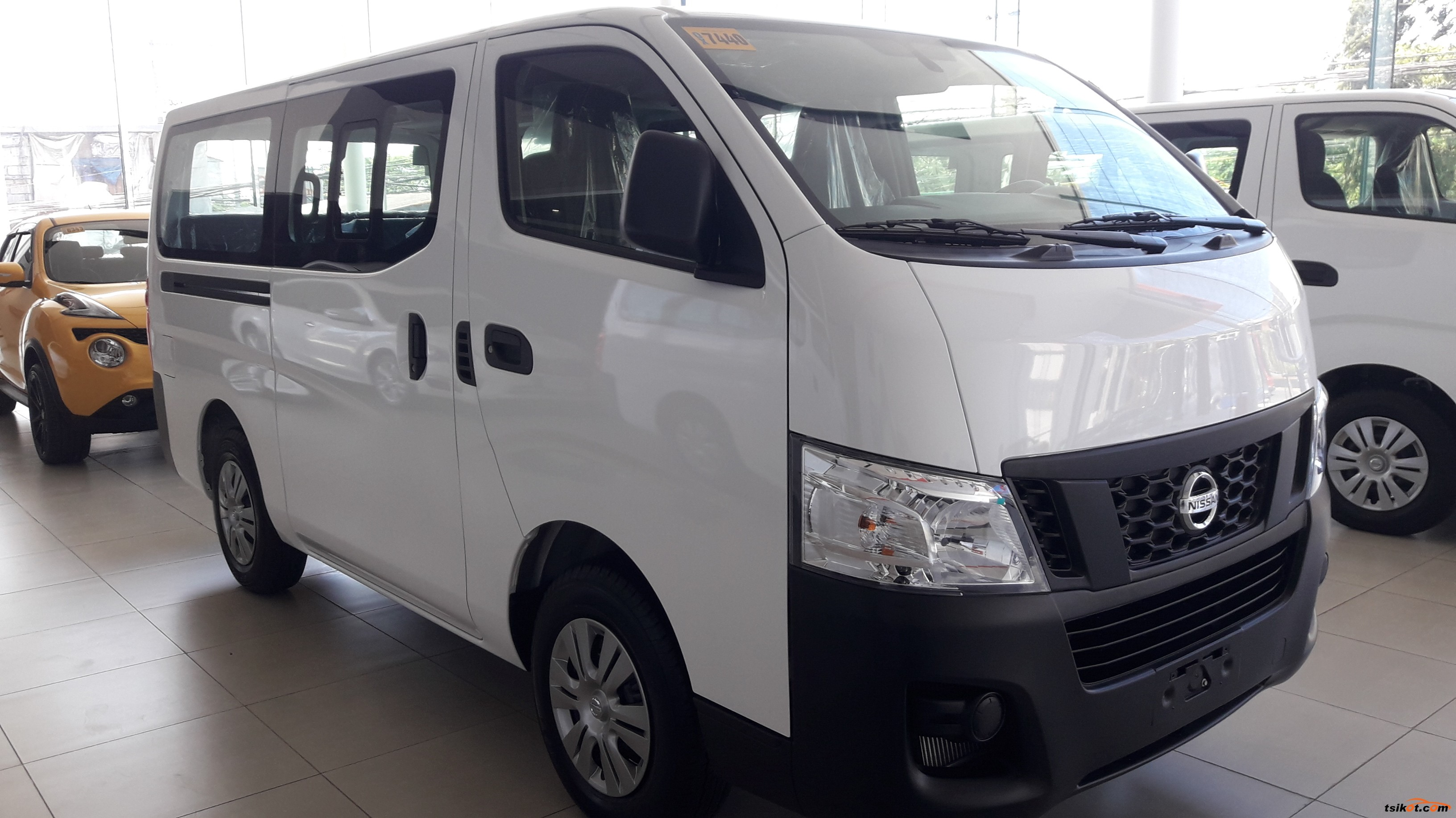 Nissan urvan photo - 1