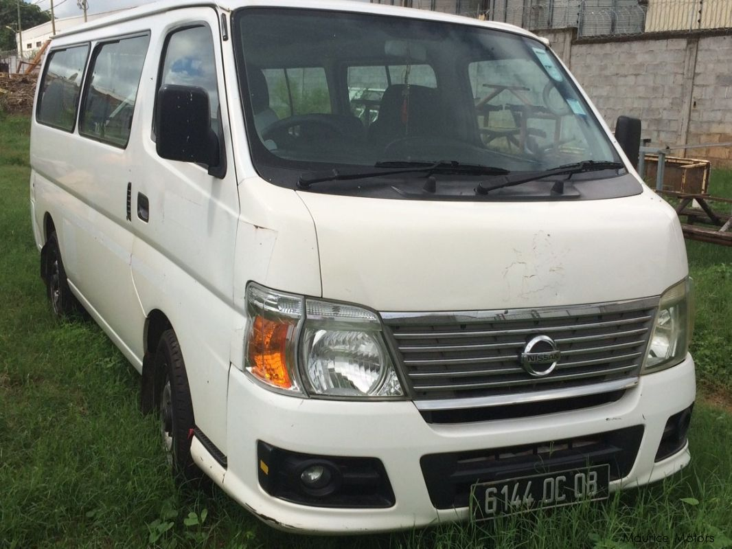 Nissan urvan photo - 7