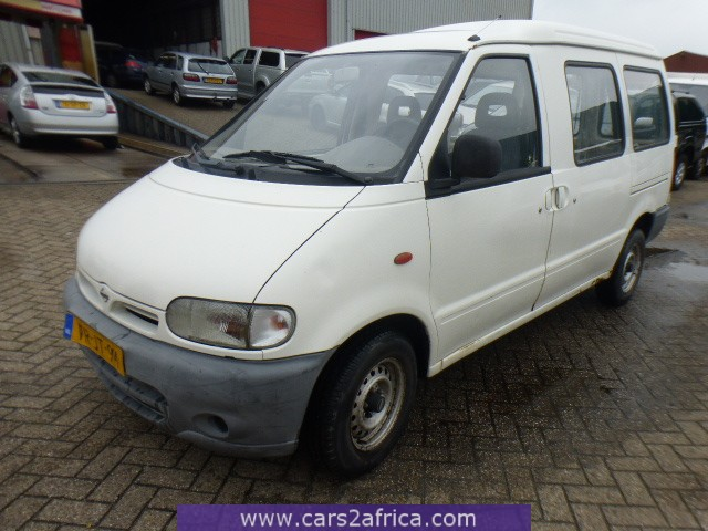 Nissan vanette photo - 3