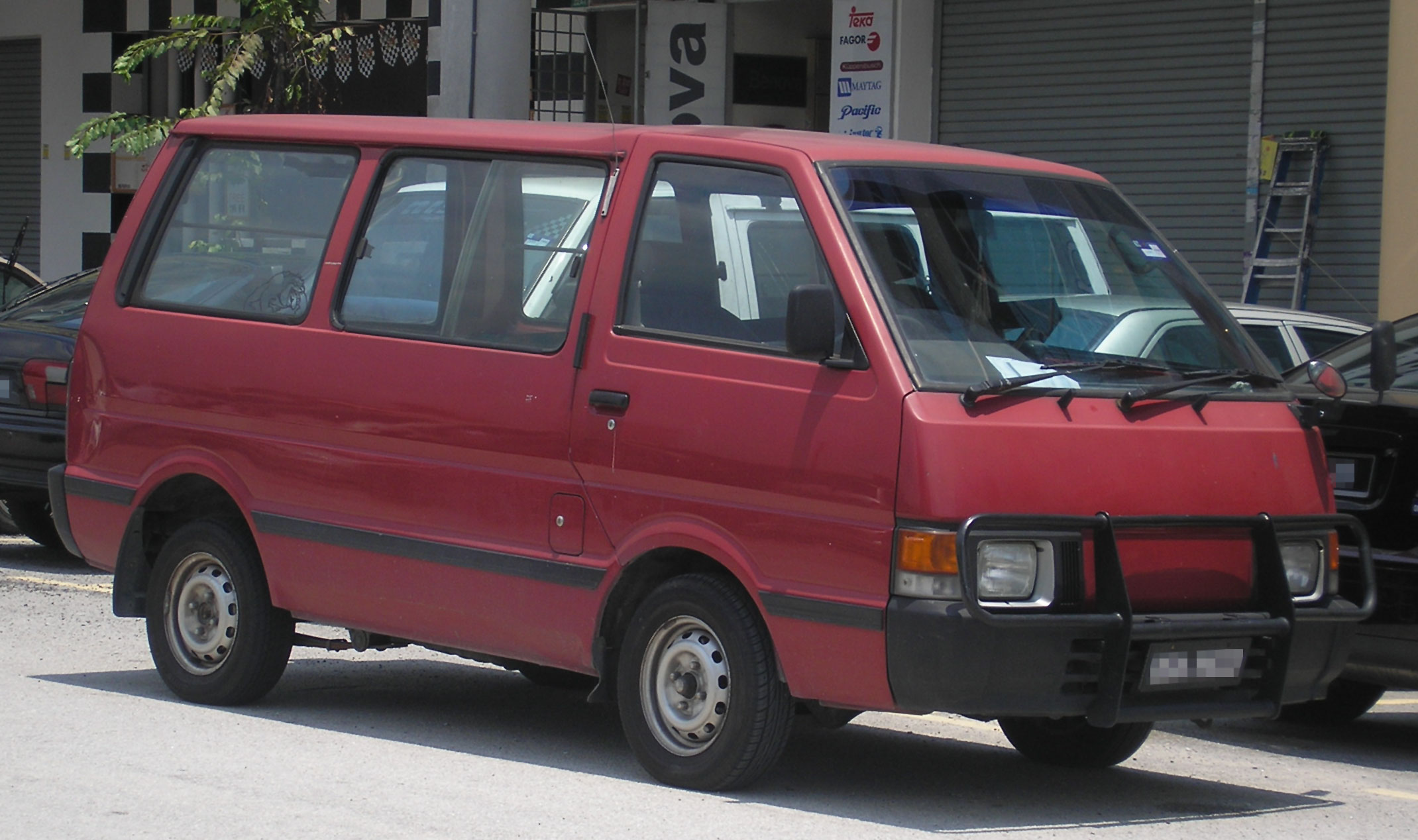 Nissan vanette photo - 5