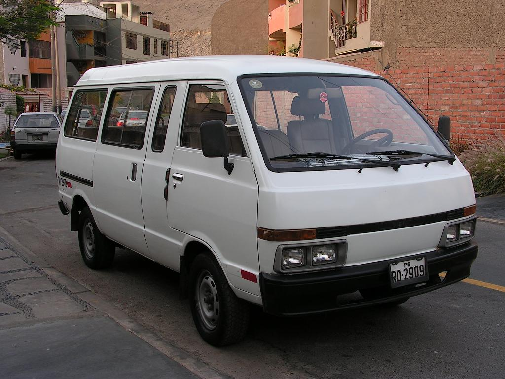 Nissan vanette photo - 6