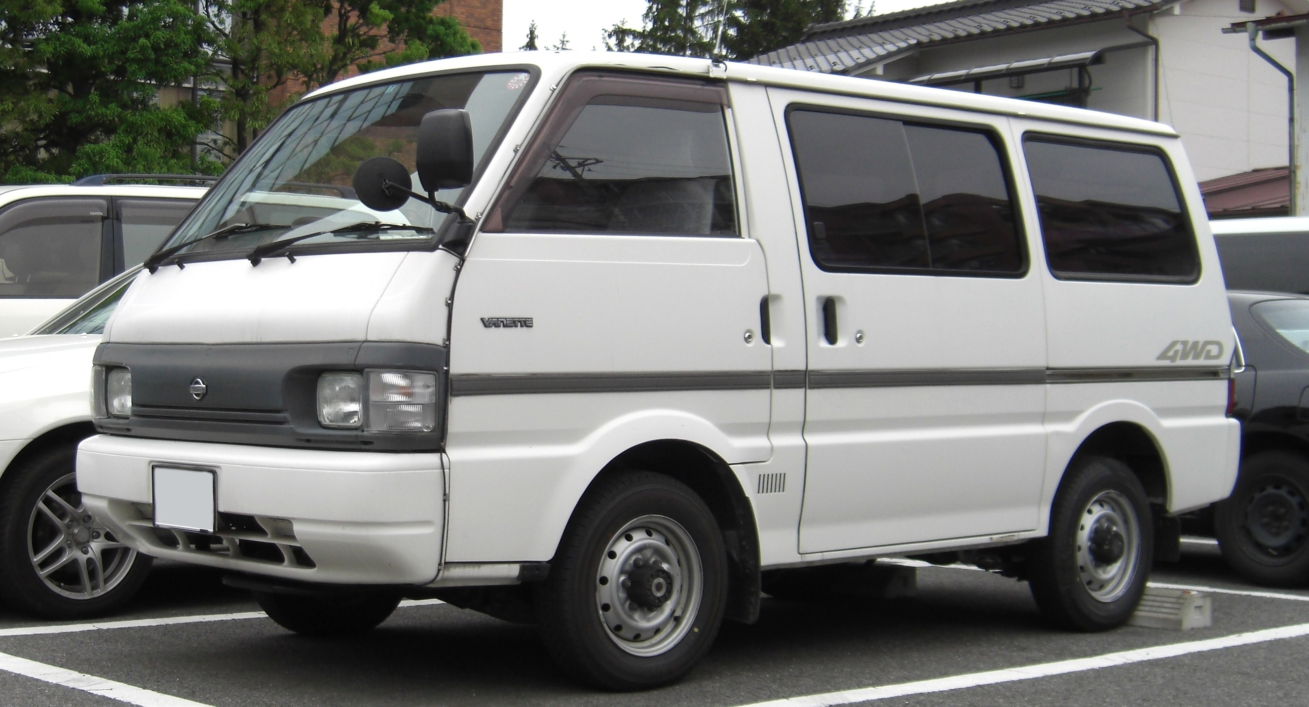 Nissan vanette photo - 7