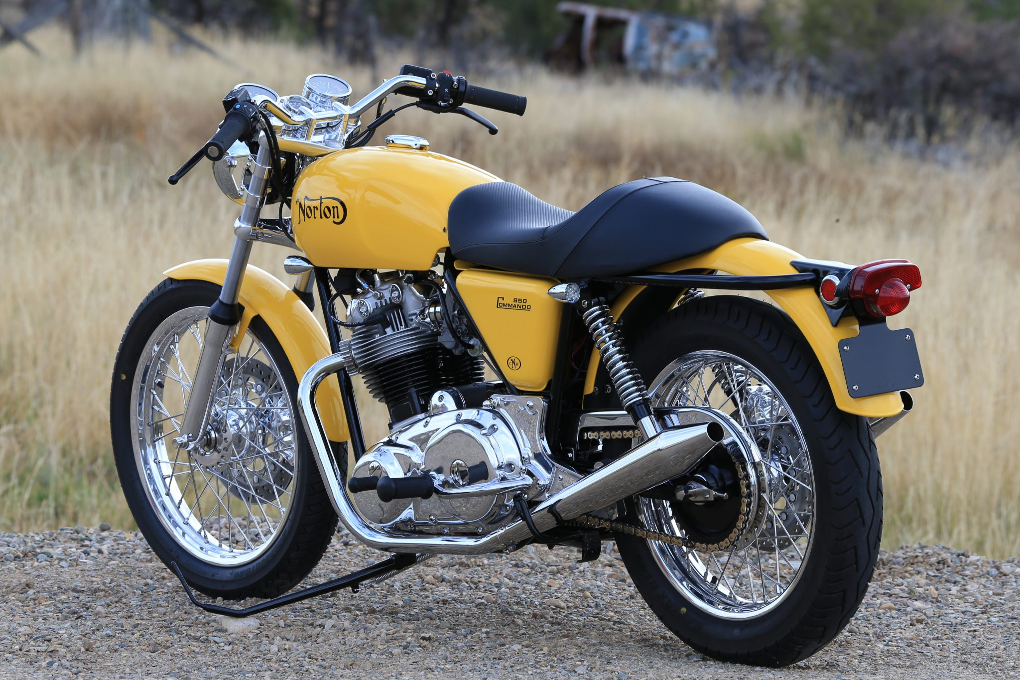 Norton commando photo - 5