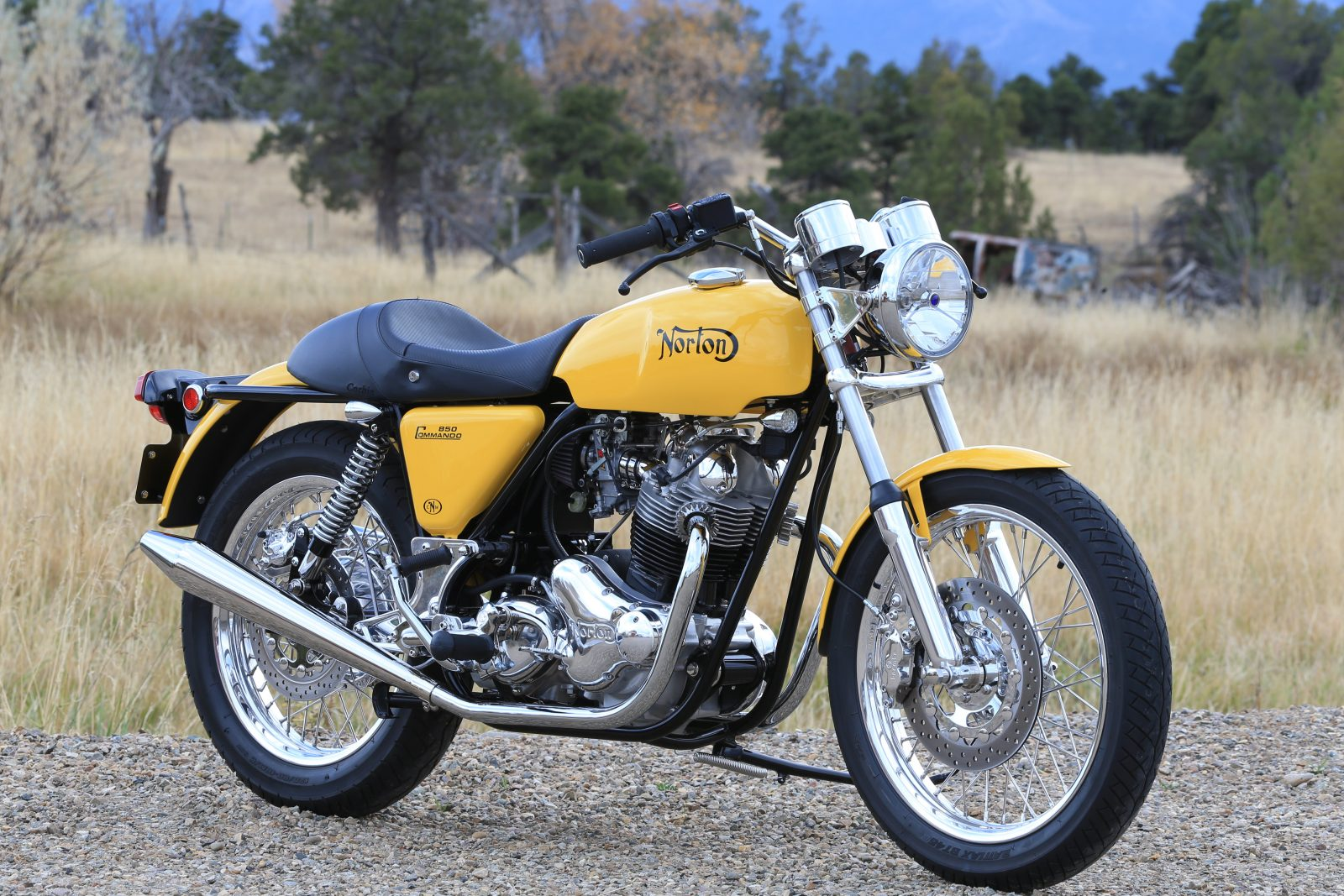 Norton commando photo - 9