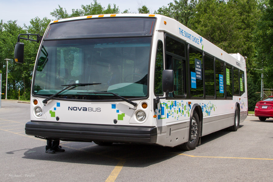 Novabus lfs photo - 9