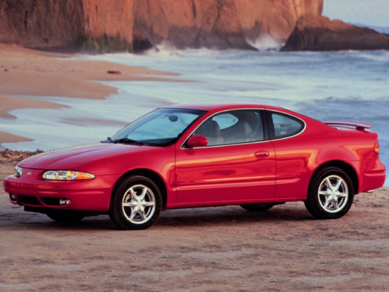 Oldsmobile alero photo - 10