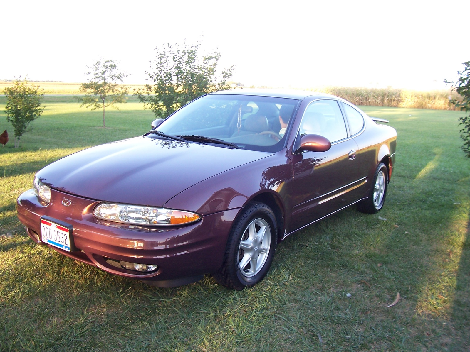 Oldsmobile alero photo - 6