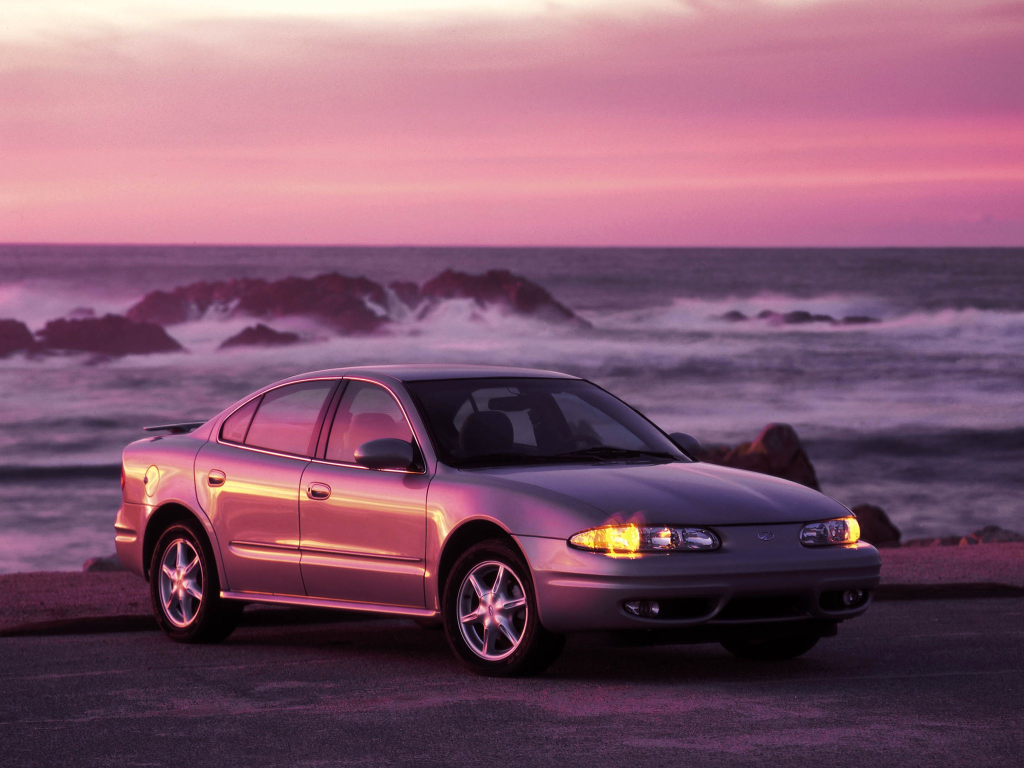 Oldsmobile alero photo - 7