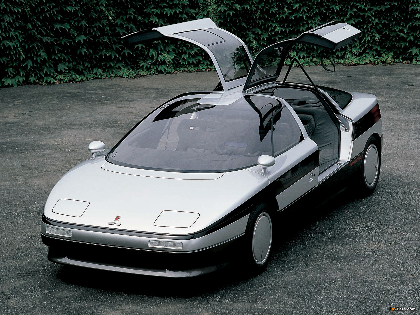 Oldsmobile concept photo - 10