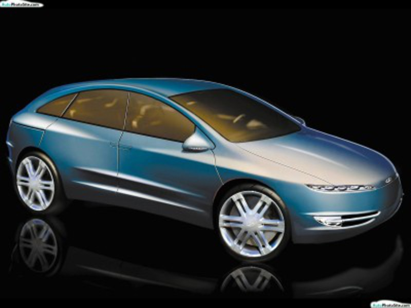 Oldsmobile concept photo - 3