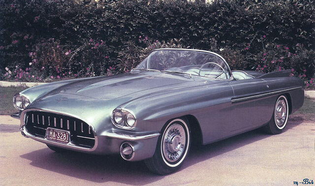 Oldsmobile concept photo - 9