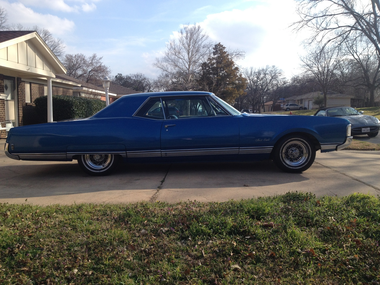 Oldsmobile ninety photo - 1