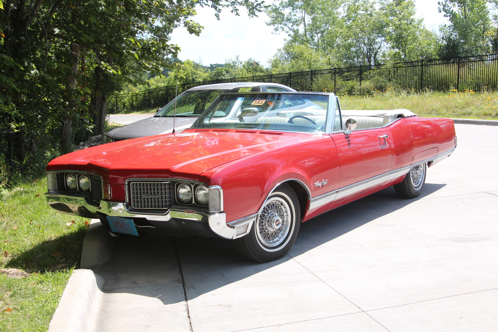 Oldsmobile ninety photo - 4