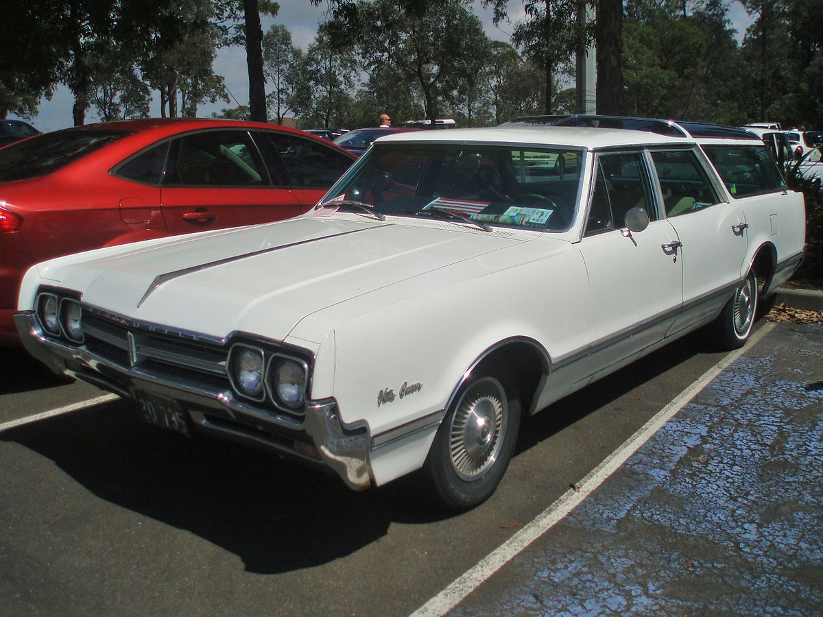 Oldsmobile vista photo - 1