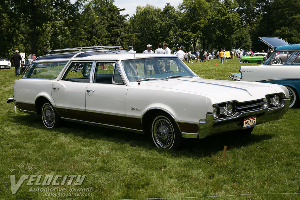 Oldsmobile vista photo - 4