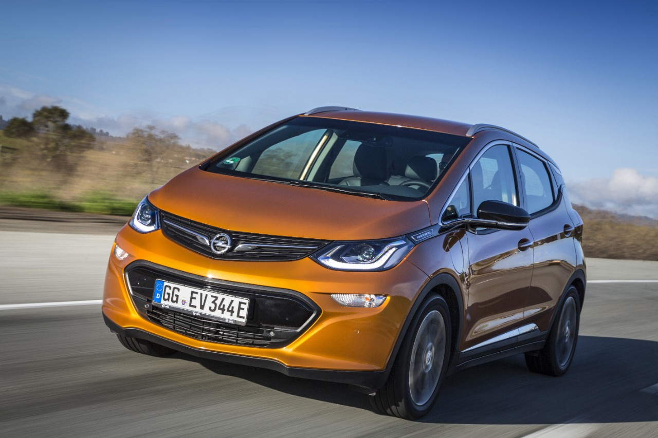 Opel ampera photo - 3