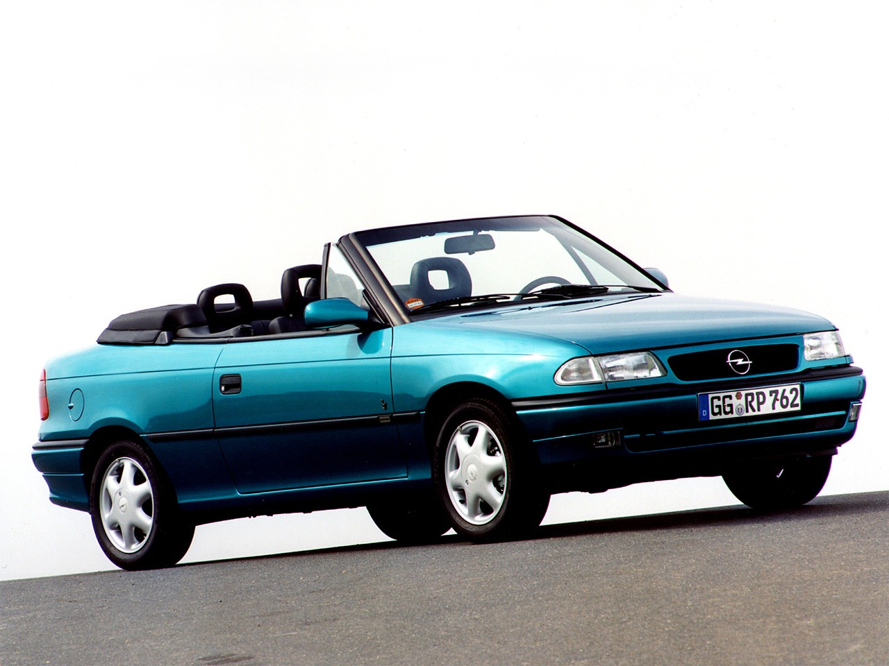 Opel cabriolet photo - 10