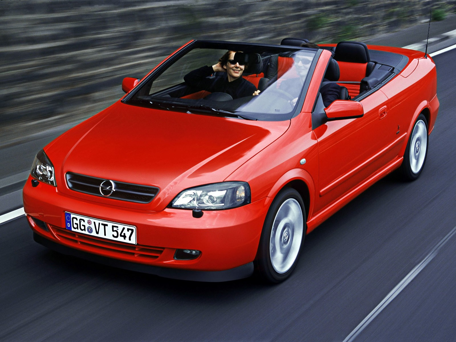 Opel cabriolet photo - 3