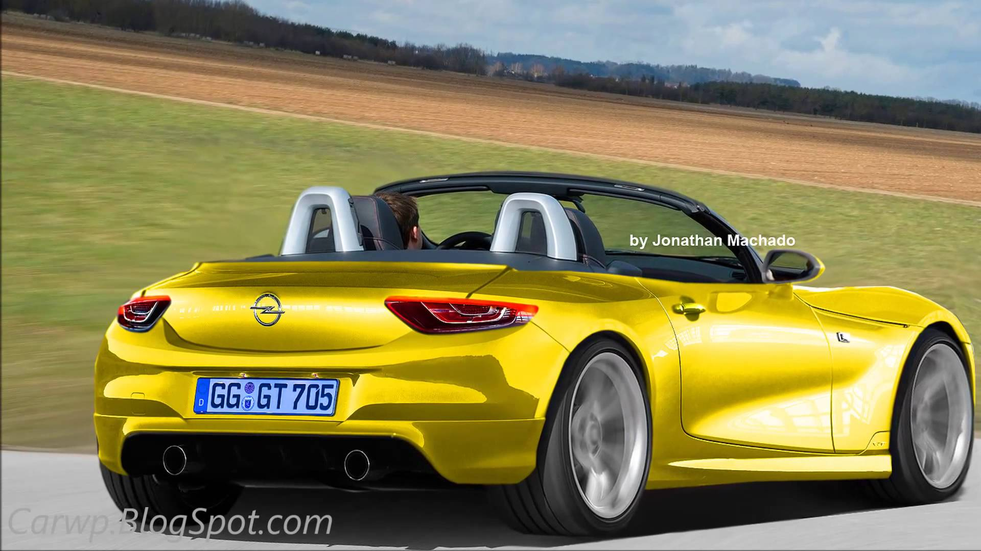 Opel cabriolet photo - 5