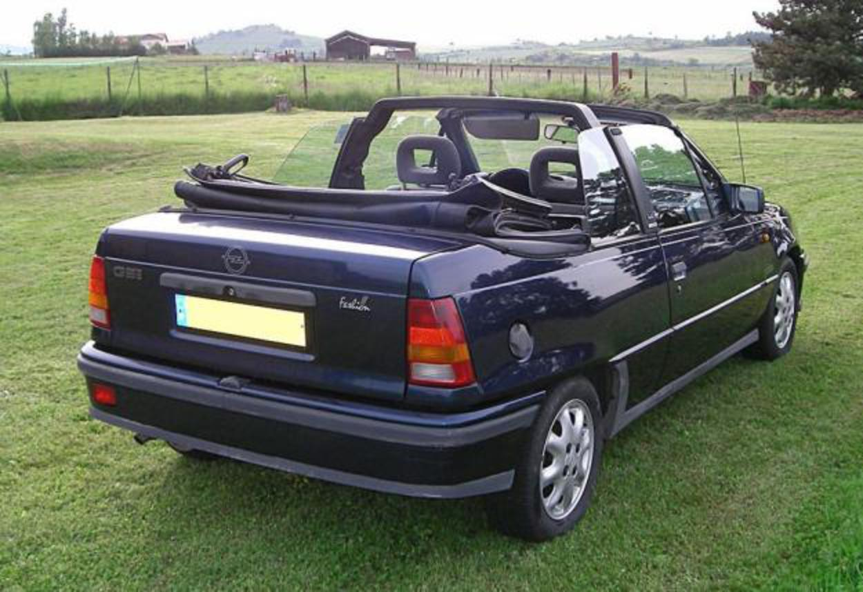 Opel cabriolet photo - 6