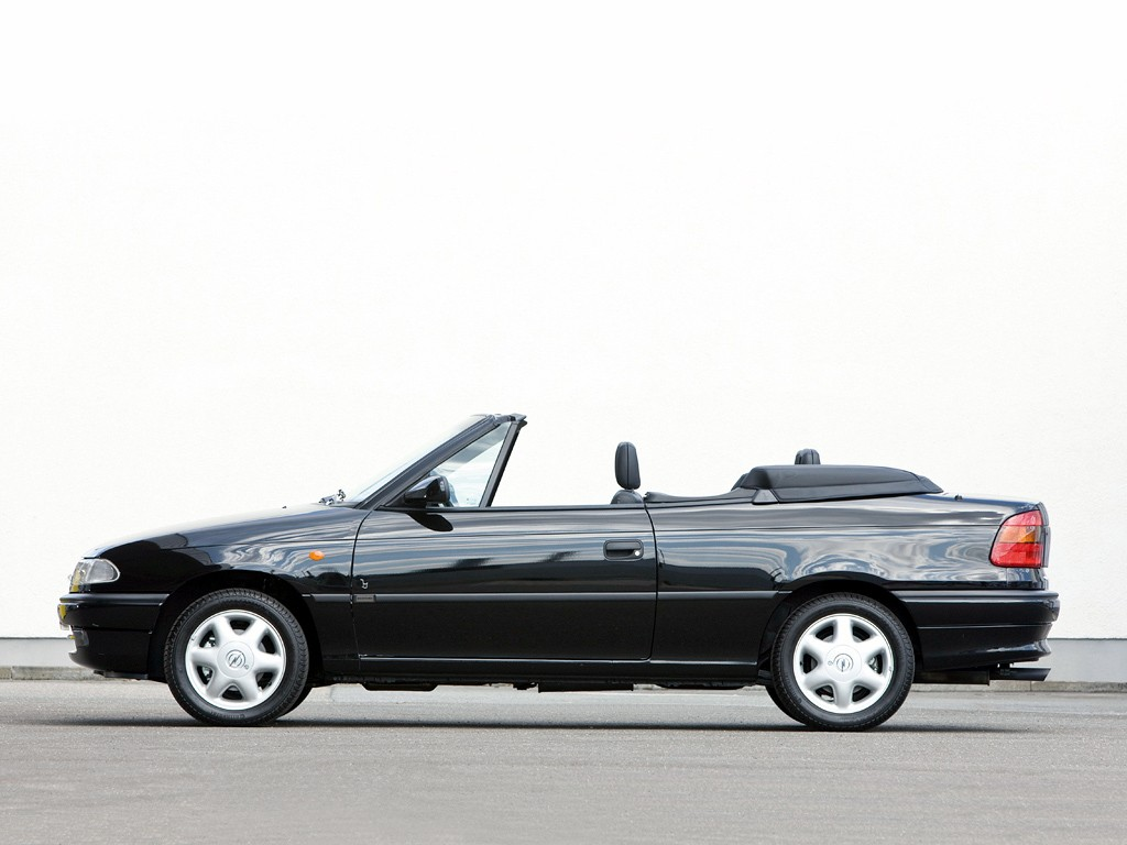 Opel cabriolet photo - 7