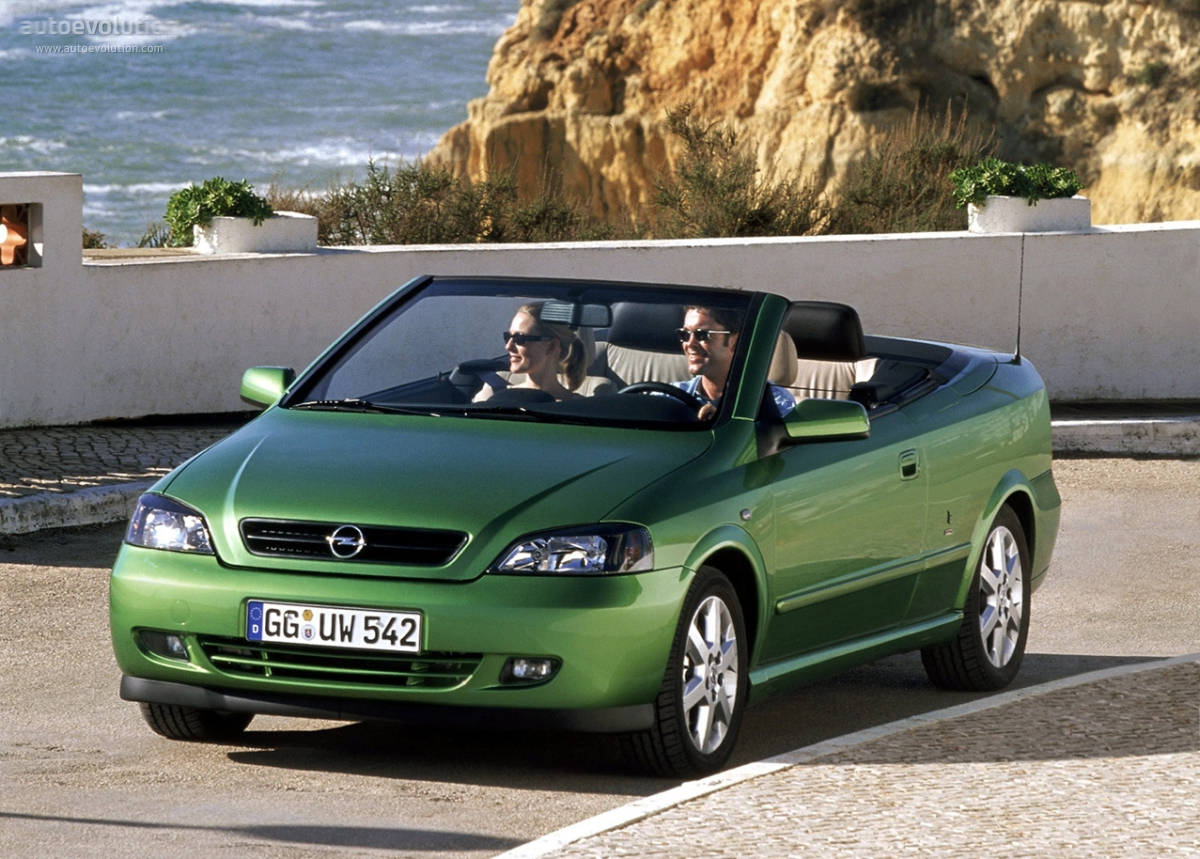 Opel cabriolet photo - 9