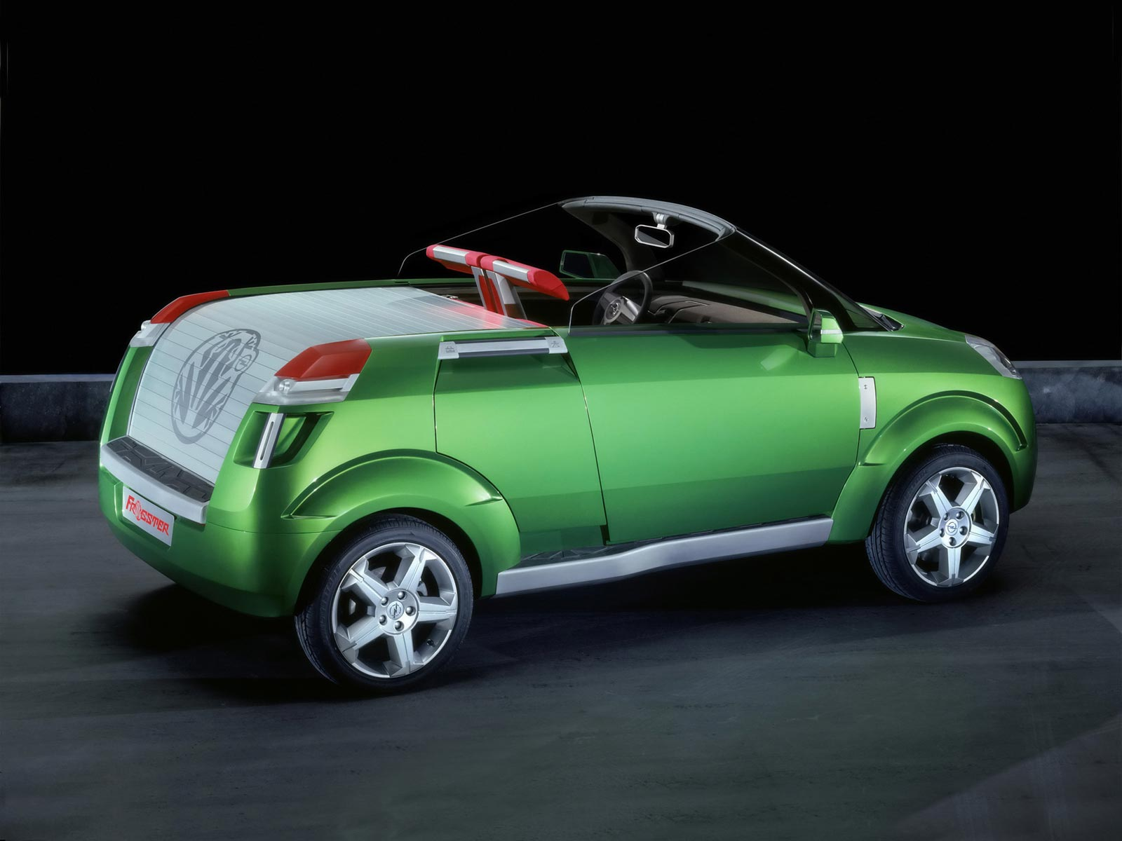 Opel frogster photo - 1