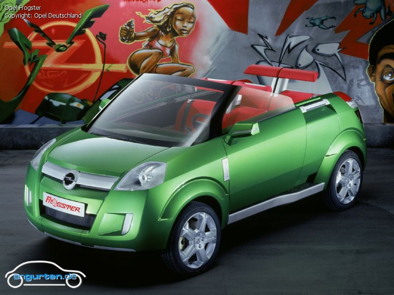 Opel frogster photo - 2