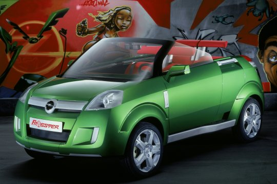 Opel frogster photo - 4