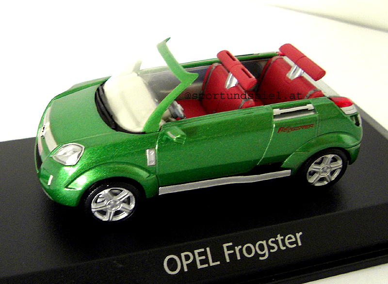 Opel frogster photo - 6