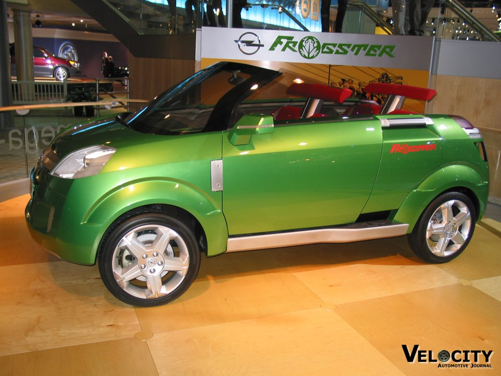 Opel frogster photo - 9