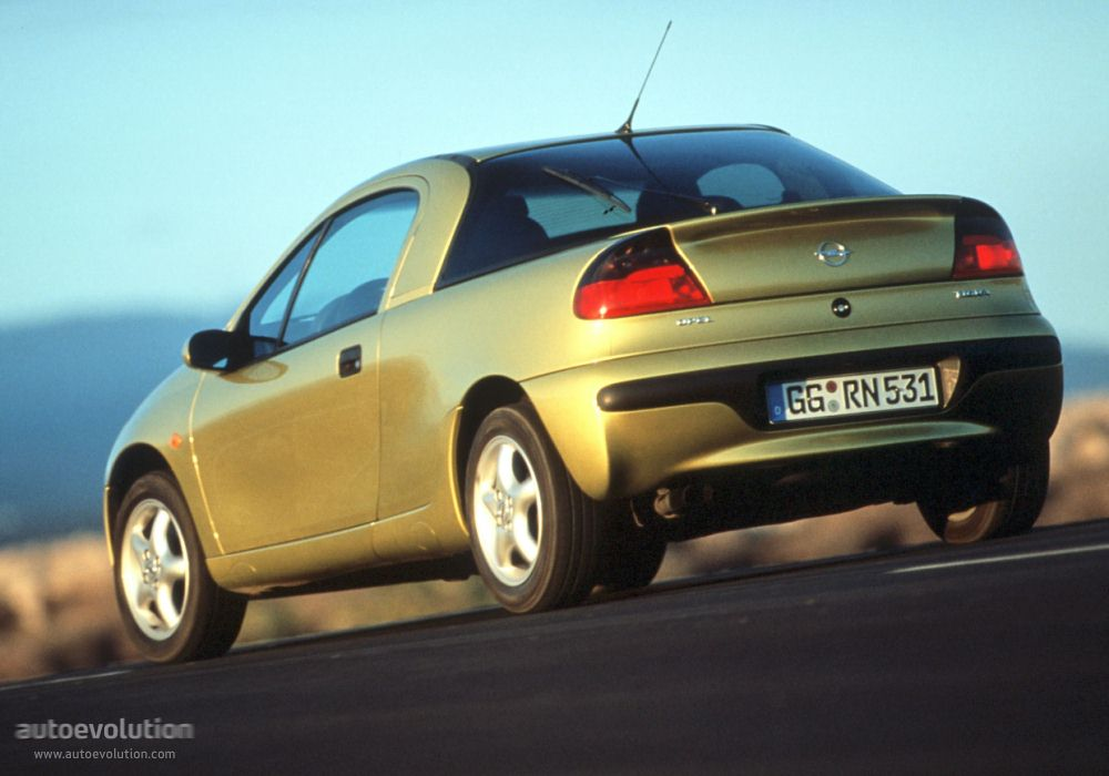 Opel tigra-a photo - 10